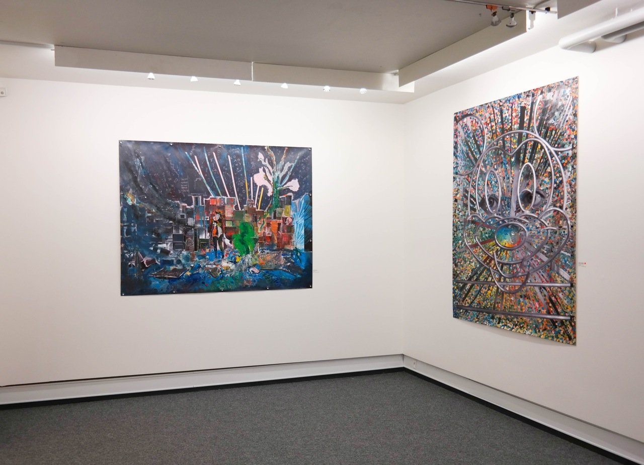 Nana Rosenørn Holland Bastrup: Solo Exhibition: Remembering, Rebellion and Recycling, 2017